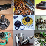 Fork Lift Truck Parts Service